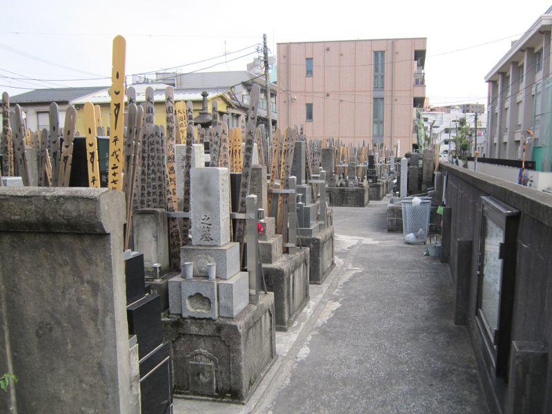 増林寺 一般墓