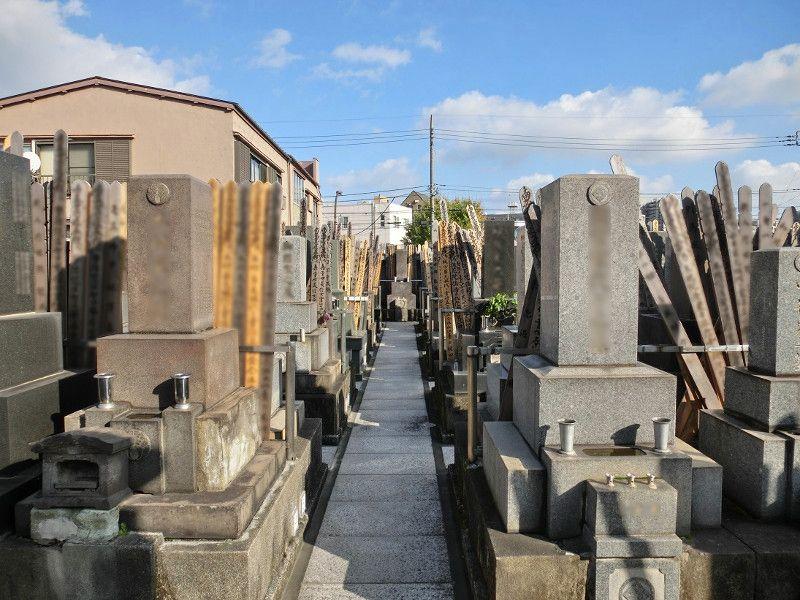 本立院 一般墓所