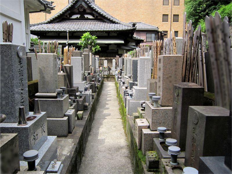 興昭院 一般墓所