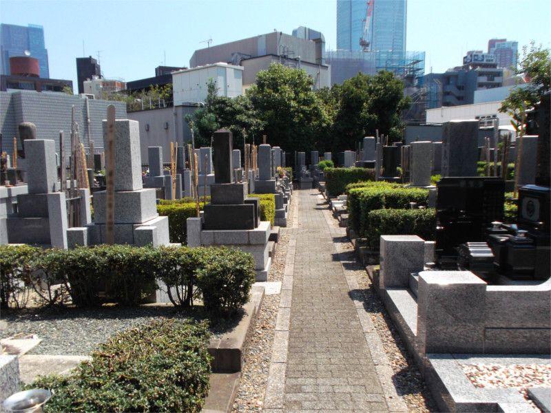 曹洞宗 慈眼院 一般墓
