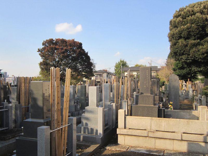 延命院 一般墓所