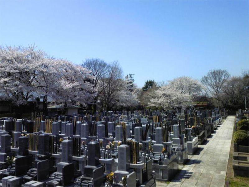 弘法寺 一般墓所
