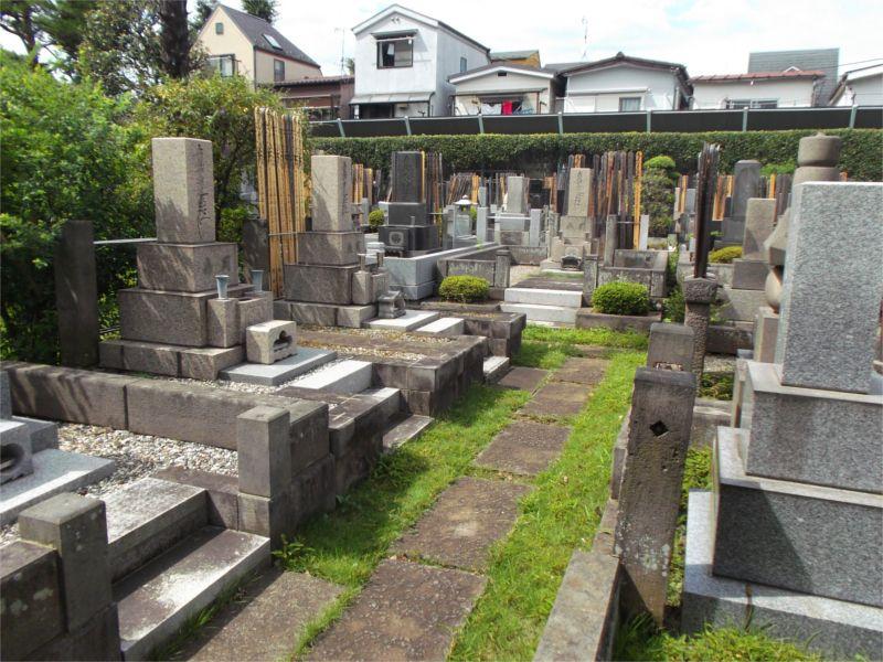 福相寺 一般墓所