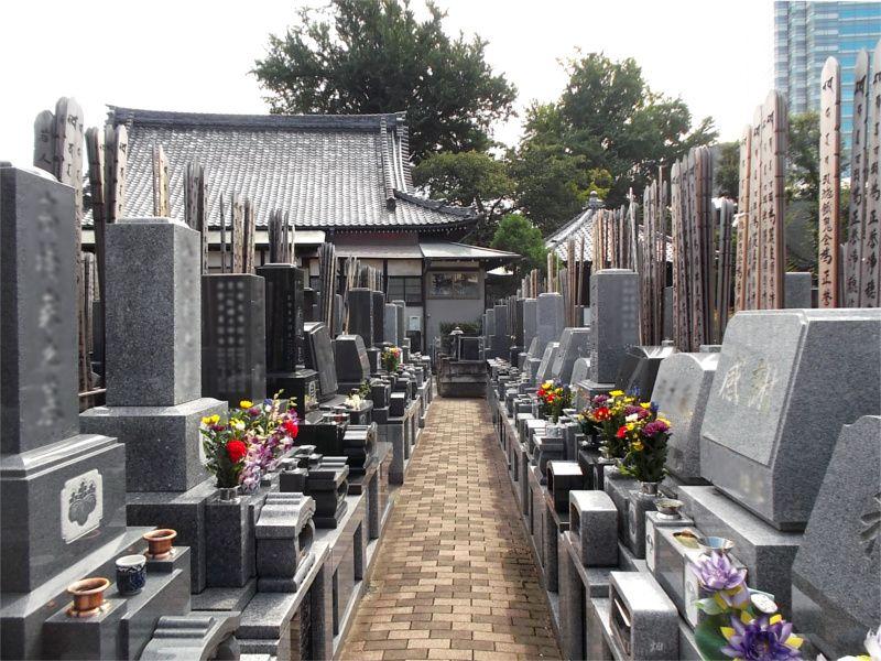 無量寺墓苑 一般墓