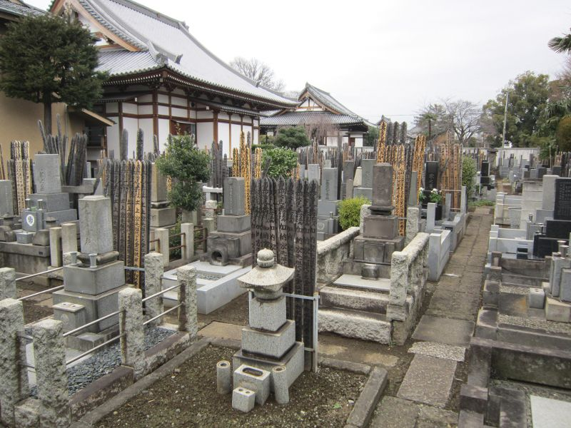 円妙山 大行寺 一般墓