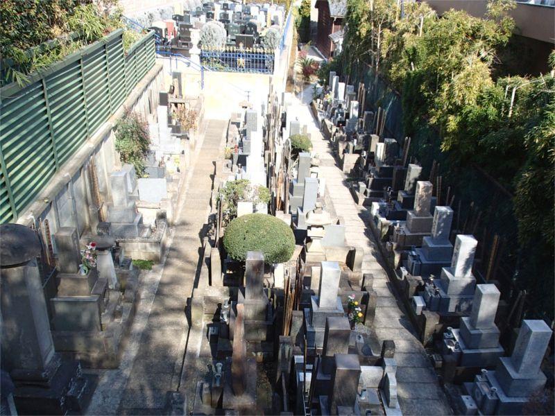 海福寺墓苑 一般墓