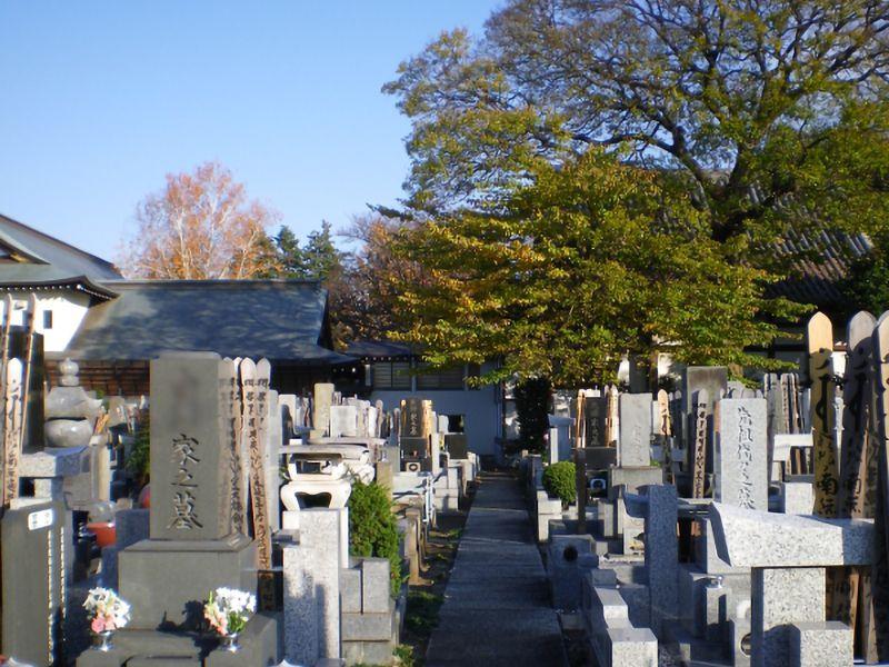 観蔵院墓苑 一般墓