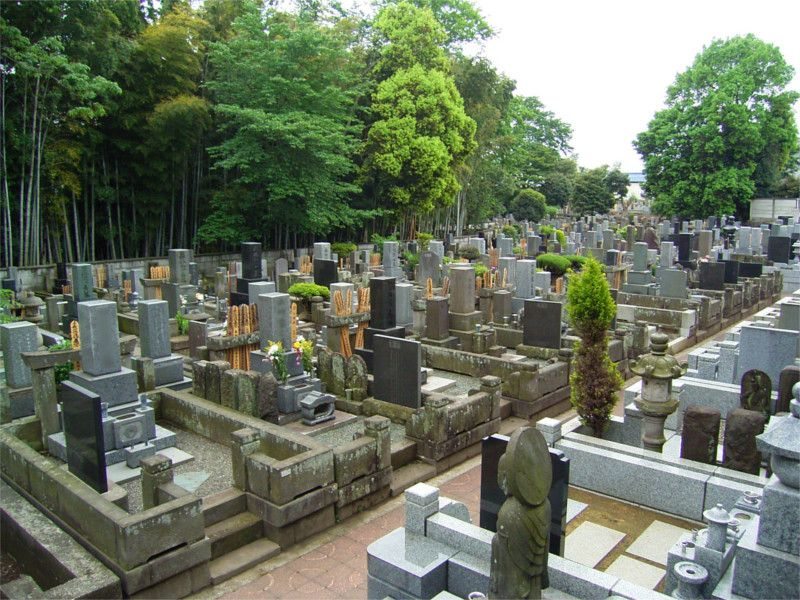 西中山 妙福寺 一般墓