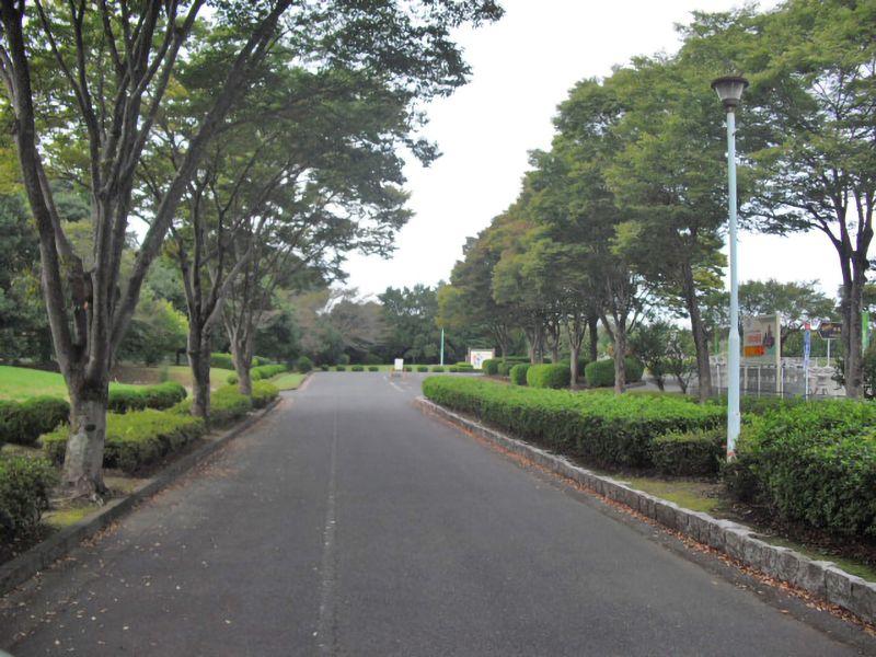 水戸市浜見台霊園