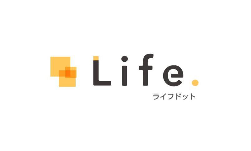 Life.(ライフドット)サービスロゴ