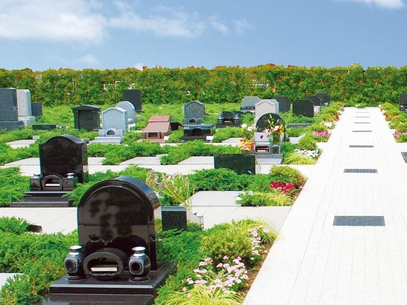 欧風ガーデニング霊園の川口メモリアル和楽邸