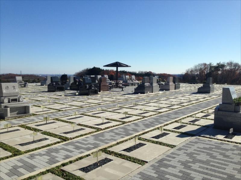 築地本願寺 西多摩霊園 一般墓 緑地付ゆとり墓所