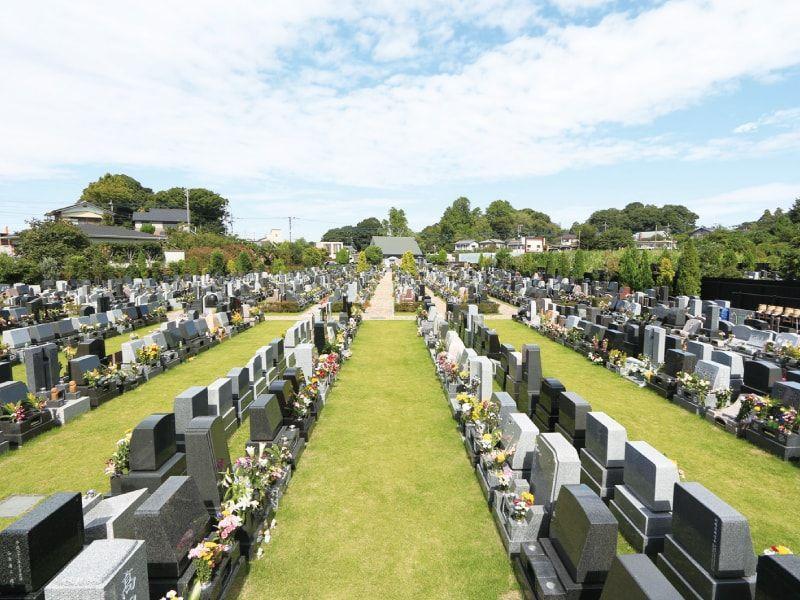 メモリアルパーク川口山王の墓所