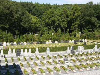 町田こもれびの杜霊苑 一般墓 花壇付き