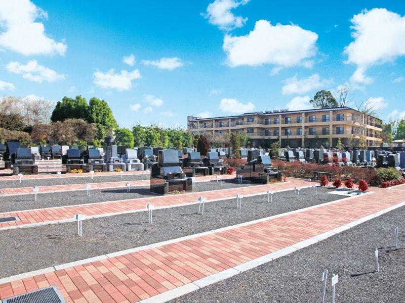 メモリアルパーク川口山王の墓域
