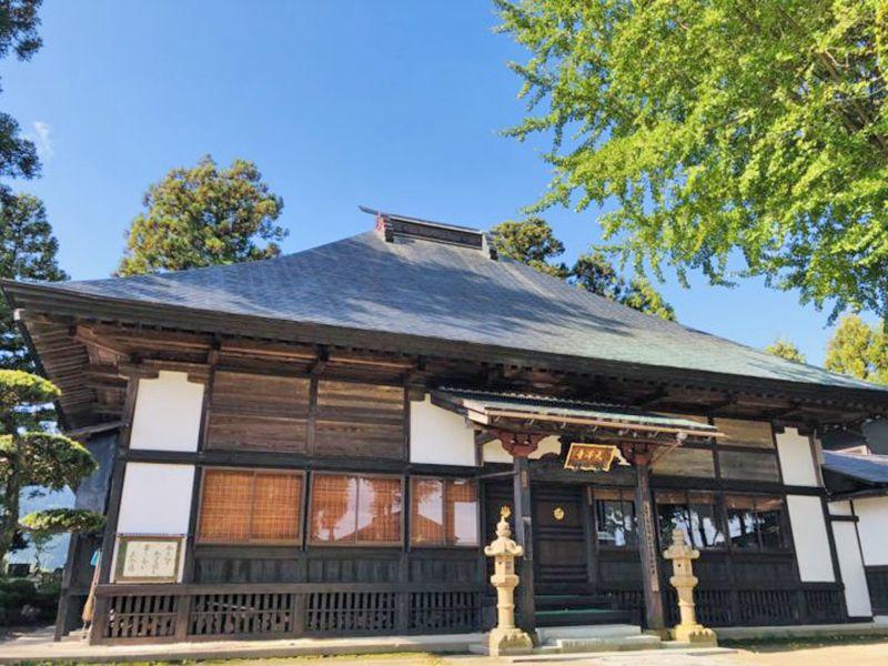 天澤寺 のうこつぼ