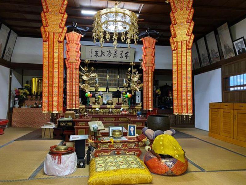 淨願寺 のうこつぼ