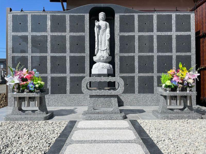 浄泉寺 のうこつぼ