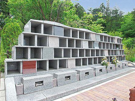武蔵岡霊園 永代供養墓 ロッカー型