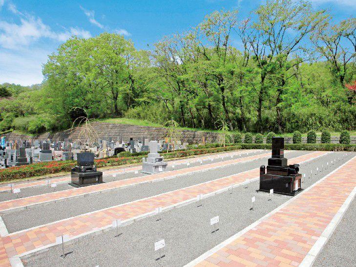 武蔵岡霊園 一般墓 一般墓所