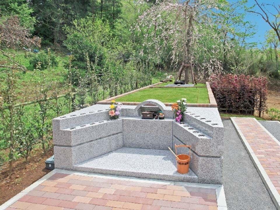武蔵岡霊園 永代供養墓 樹木葬