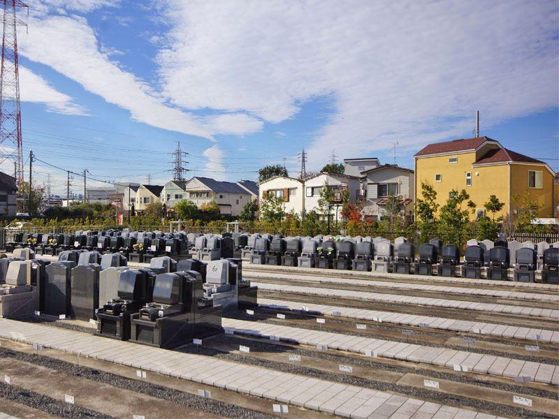 武蔵メモリアルコート 一般墓 一般区画