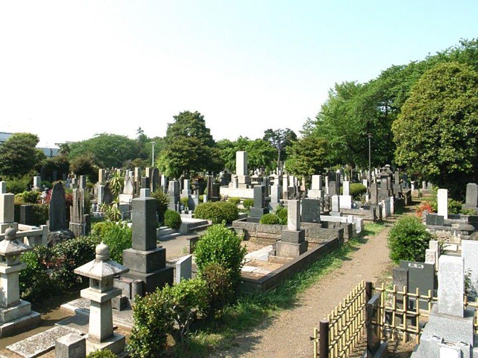 都立 染井霊園 一般墓