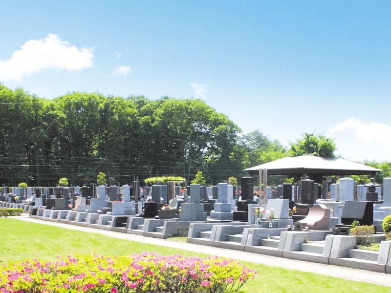 風の森聖地のお墓区画