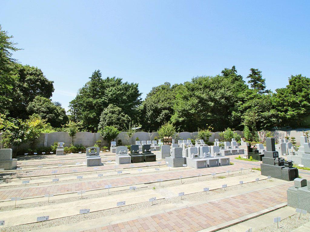 さわ霊園 一般墓 一般墓所