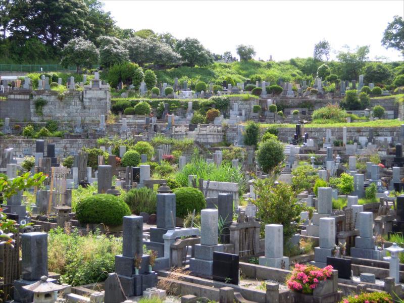 横浜市営 日野公園墓地 一般墓