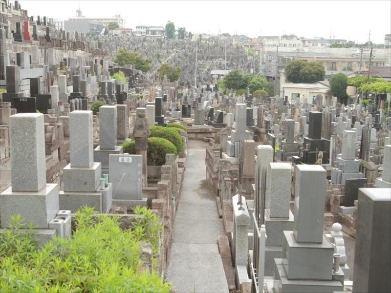 横浜市営 三ツ沢墓地 一般墓 一般墓所