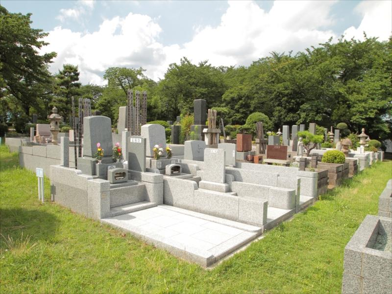 川崎市営 緑ヶ丘霊園 一般墓 一般墓所