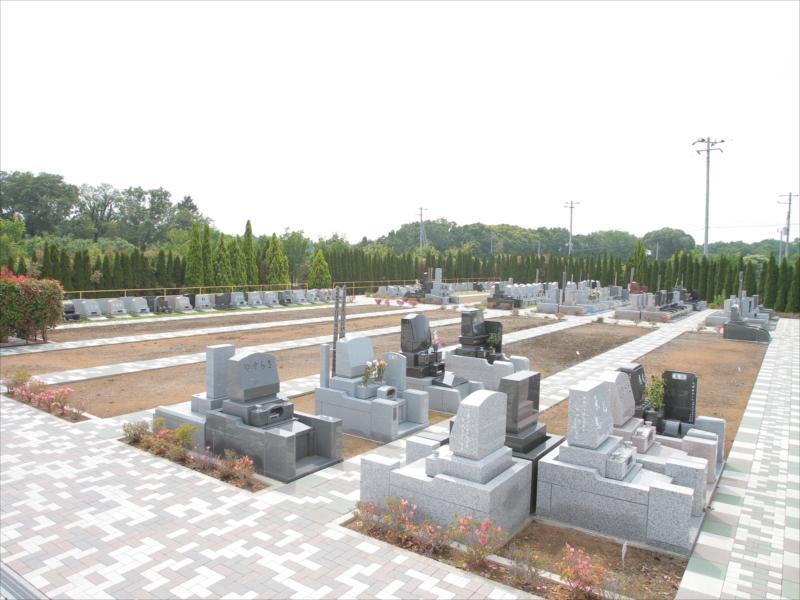 市原うぐいす公苑 一般墓 一般区