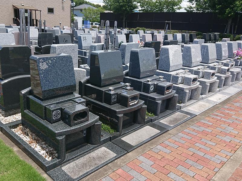 メモリアルフォレスト八千代 一般墓 グリーン区