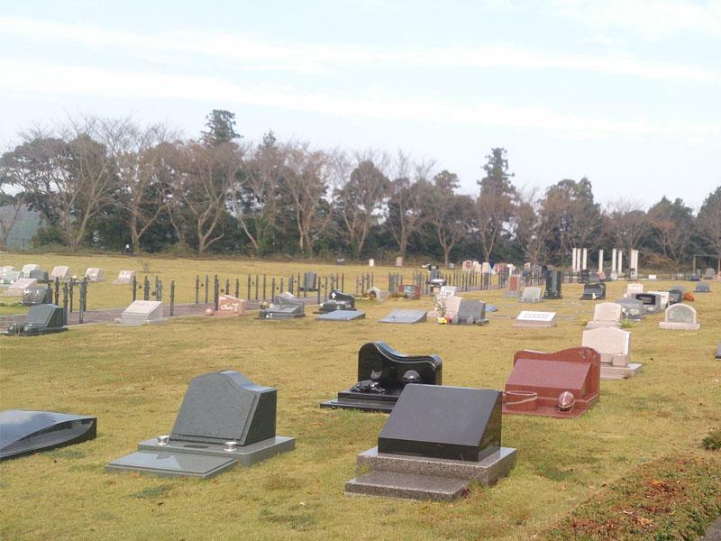 成田メモリアルパーク 一般墓 芝墓地