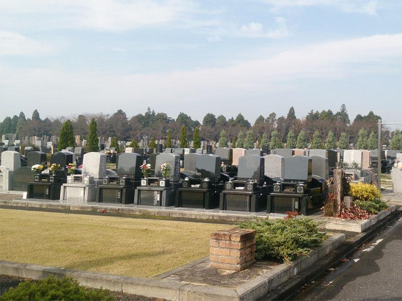 成田メモリアルパーク 一般墓 ゆとりワイド