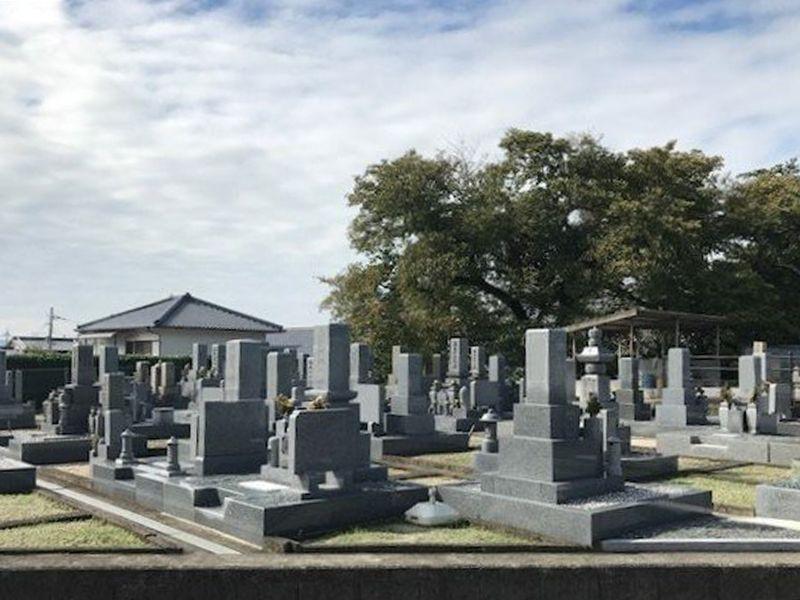 慶運寺境内墓地