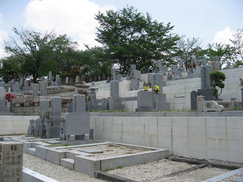 鉢ヶ峯堺阿免寺墓地