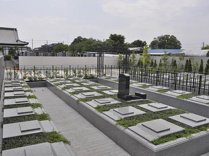 メモリーガーデン久喜清久霊園