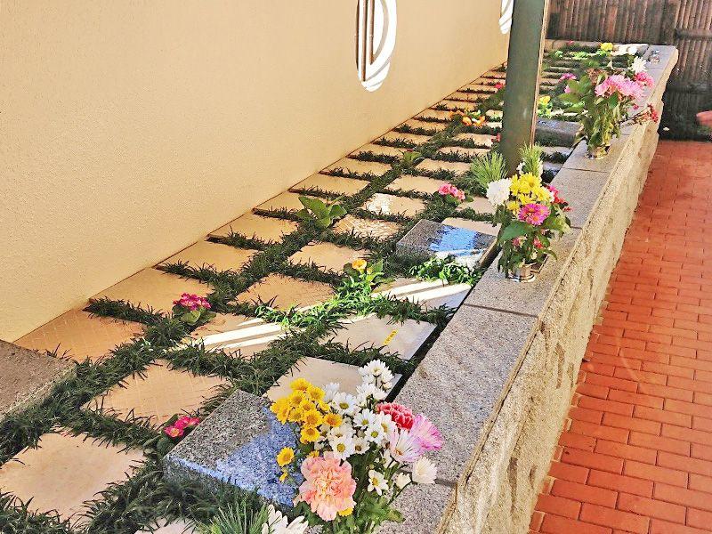 林泉寺 庭園墓