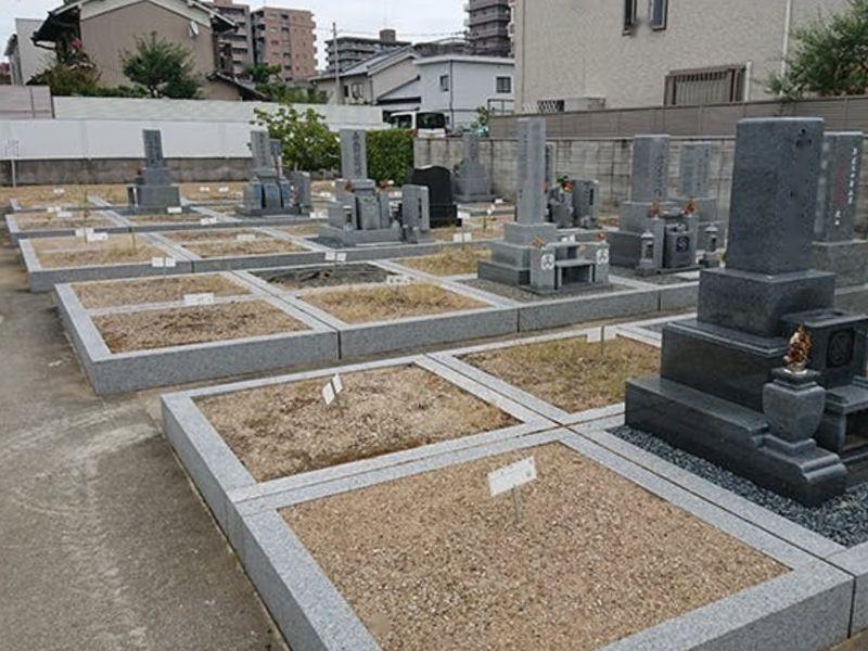 五位堂共同墓地