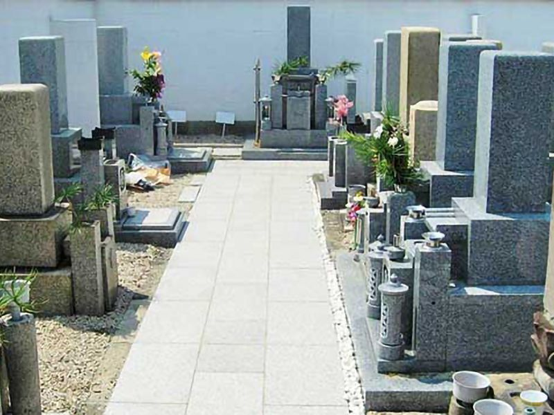 幸徳寺庭園墓地