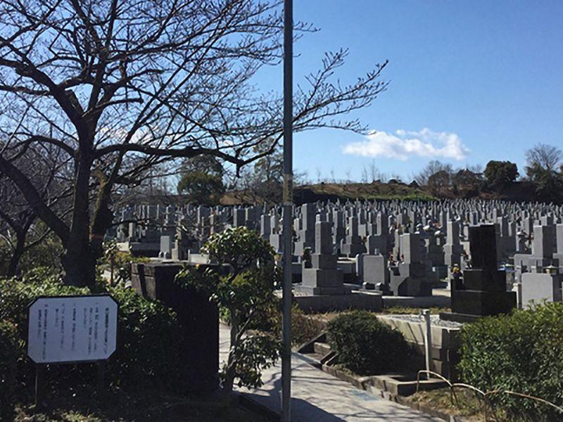 大阪狭山市営 西山霊園