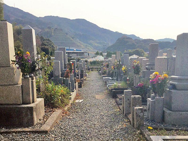 海南市営 内海墓地