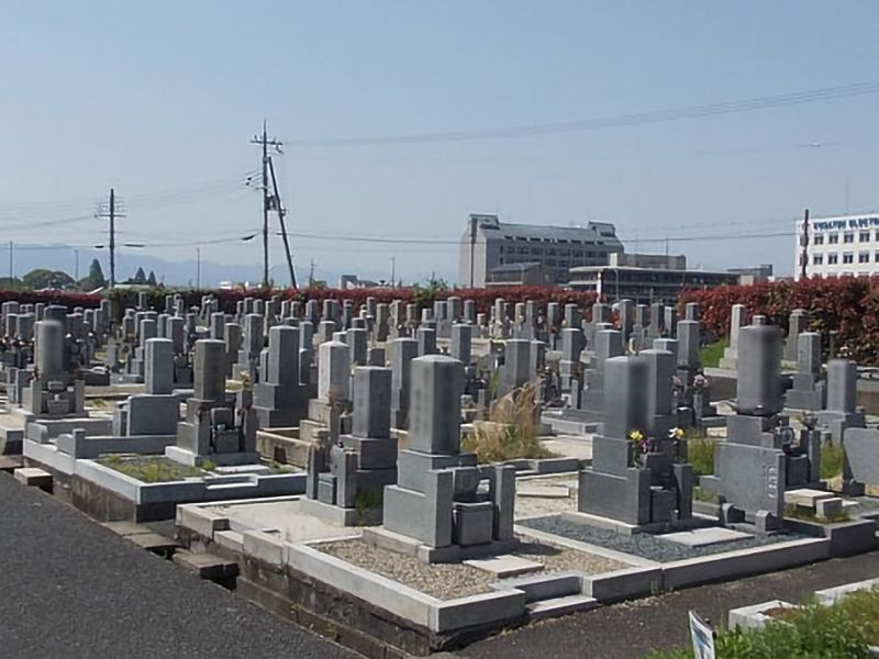 草津市営墓地(旧:野々花霊苑)