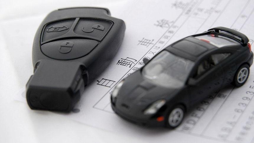 自動車の相続と手続き書類