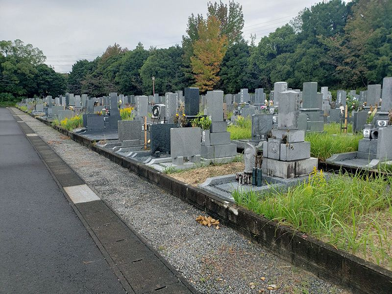 豊明市営 勅使墓園