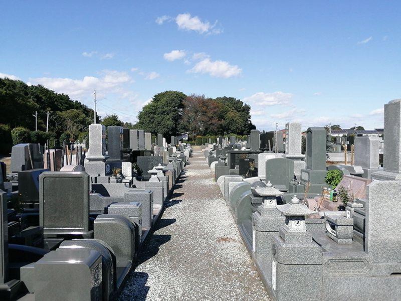高根沢町営 宝積寺聖地公園墓地
