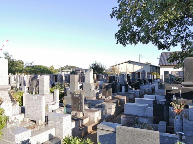 薬法山福性寺墓苑