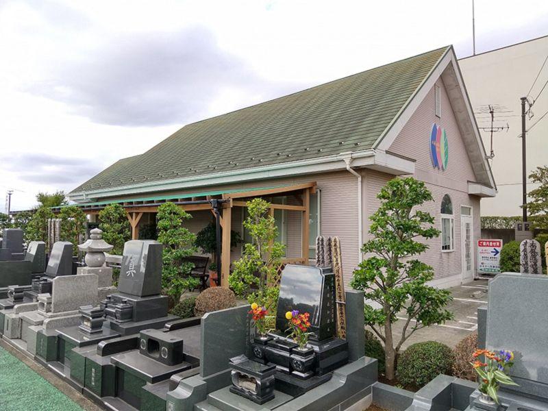 セントグリーン かすかべ聖地霊園